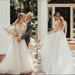 Watters Rutledge Gown by BHLDN - priced to sell!